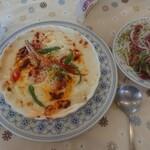 レストラン ペリカン - 料理写真:贅沢ドリアセット¥1760-