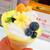 JiJi - 料理写真:数量限定9月のクレープ・ブーベリー 550円(税込)【2021年9月】