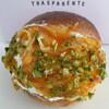 トラスパレンテ - 料理写真:オレンジとピスタチオのマリトッツォ