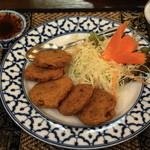 ライカノ - 2012.11 魚のさつま揚げ(680円)