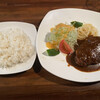 洋食屋 ニューとん - 料理写真:豚カツランチ900円