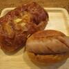 石窯パン工房 キャパトル - 料理写真:チョコワッサン、ポークカレードッグ