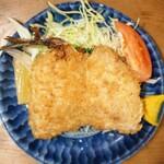 和食 魚佐次 - アジフライ