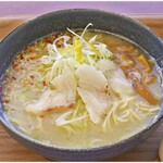 ソラノシタ - 料理写真:あら出汁ラーメン 880円