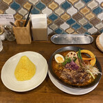 spice&cafe SidMid - 料理写真: