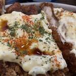 炭火焼鶏×デザート こてつ - チキン南蛮アップ