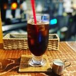 ホワイトバード コーヒー スタンド - アイス珈琲