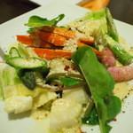 洋食コノヨシ - バーニャカウダー