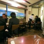 IZAKAYA VIN - 2階のテーブル席