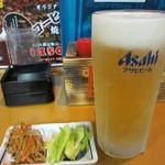 やきとり工場 - ビール