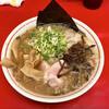 駒や - 料理写真:『特ワンタンメン+味玉+平打ち麺』様(900円+100円+50円)