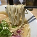 158567139 - 中細ストレート麺