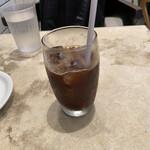 158567758 - アイスコーヒー。否。カフェフレッド。