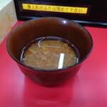 158570488 - アブラマシの別皿味付けアブラ