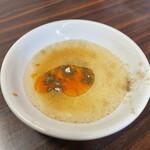明記大陸食堂 - これぐらいのタレが今は、好き!
