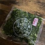 ニシダや - きざみ壬生菜 378円