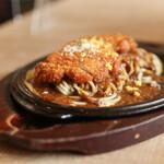 スパゲッティハウス シェフ - 料理写真:インディアンデラックス(とんかつ)☆