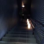15858176 - 地下へ降りる階段.