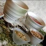 食彩工房 舎人 - 舎人はお茶にも拘ります。