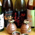 食彩工房 舎人 - 全国から色々なタイプお酒を多数ご用意
