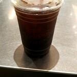 シアトルズ ベスト コーヒー - トールサイズよりワンサイズアップ