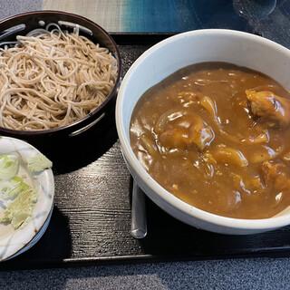 手打ちそば 福松 - 料理写真: