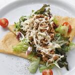 ベーカリー&カフェ 南西の風 - タコスミートサラダ