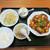麒麟坊 - 料理写真:本格マーボー豆腐定食858円(ご飯半分)