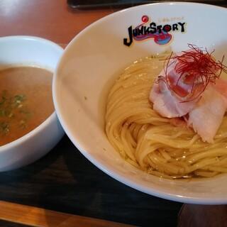 麺と心 7 - 料理写真:雲丹つけ麺