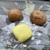 小池菓子舗 - 料理写真:あわまんじゅう 茶まんじゅう 栗まんじゅう