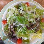 むささび亭 - 大根サラダ