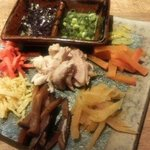 わらび - 鶏飯1