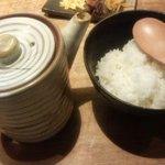 わらび - 鶏飯2