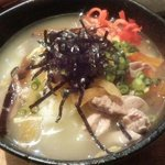 わらび - 鶏飯3