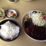 MOBU - 2012.11 ランチ 味噌カツ定食♪ 900円