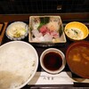 八百玉 - 料理写真:天然刺身定食