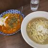 ヌードル&スパイスカレー 今日の1番 - 料理写真:朝限定 煮干しソバ@500 朝カレー@500