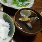 15862512 - 味噌汁