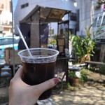 ひばり屋 - 深煎りアイスコーヒー