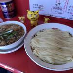 中華そば ツルヤ - 料理写真:つけそば並 1,080円(税込)