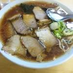 大吉 - チャーシュー麺大盛り、800円