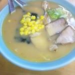 大吉 - 味噌ラーメン+コーン、650円