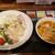 アジアンバルフロッグス - その他写真:海南鶏飯セット