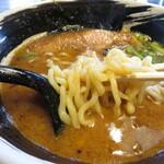 麺場 浜虎 - 麺