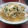 三幸苑 - 料理写真:たんめん ¥830