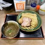 煮干しつけ麺 宮元 - 極濃煮干しつけ麺