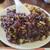 三和楼 - 黒米炒飯