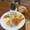 煉瓦屋 - 料理写真:モーニング(1050円)