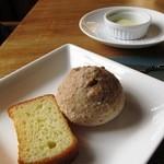 15865318 - パンとバター
