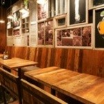PASTA MARCHE AWkitchen's - ゆったりテーブル席は様々な用途に。